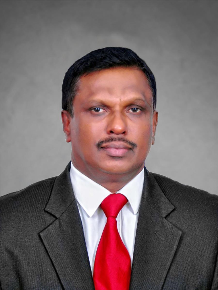 Mr. Jayanath Fernando